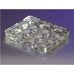 PYREX® 9 Depression Glass Spot Plates by Corning Life Sciences product image