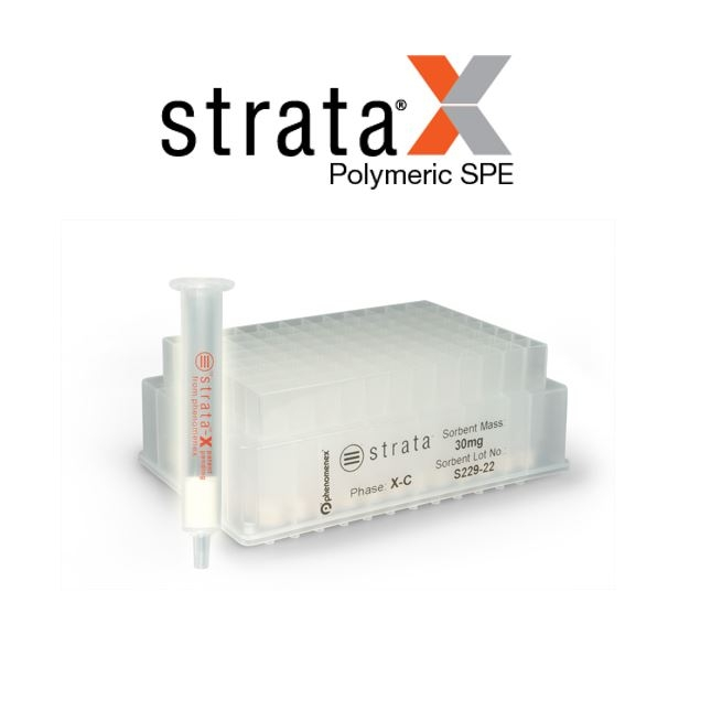 Strata-X Polymeric SPE by Phenomenex Inc thumbnail