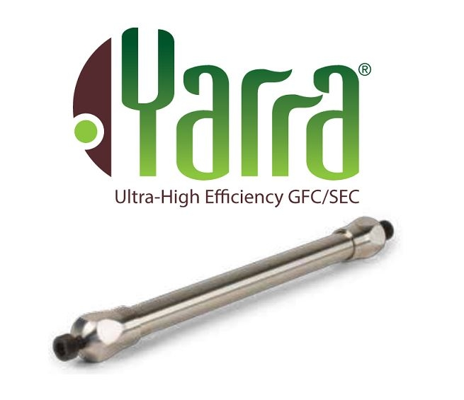 Yarra Ultra-High Efficiency Aqueous GFC/SEC Columns by Phenomenex Inc thumbnail