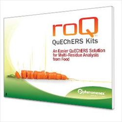 roQ™ QuEChERS Kits by Phenomenex Inc thumbnail