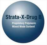 Strata-X-Drug Solid Phase Extraction