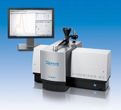 CAMSIZER XT - Optical Particle Analyzer for Fine Powders