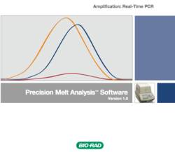 Precision Melt Analysis™ Software by Bio-Rad thumbnail