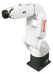 Thermo Scientific F5 Robot by Thermo Fisher Scientific product image
