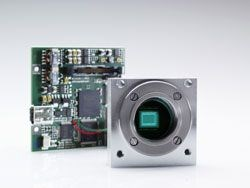 CCD Color Imaging Modules