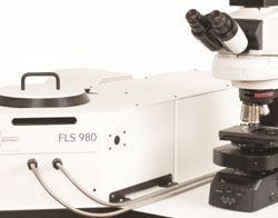 FLS980 Fluorescence Spectrometer (Steady State, Lifetime, Phosphorescence) by Edinburgh Instruments Ltd. product image