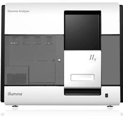 Genome Analyzer IIx by Illumina product image
