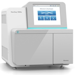 NextSeq™ 550Dx Next-Generation Sequencing System by Illumina thumbnail