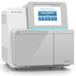 NextSeq™ 550Dx Next-Generation Sequencing System by Illumina product image