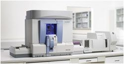 ADVIA<sup>®</sup> 2120i Hematology System with Autoslide by Siemens Healthineers product image