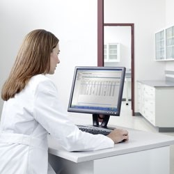 RAPIDComm<sup>®</sup> Data Management System by Siemens Healthineers product image