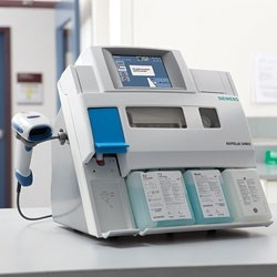 RAPIDLab<sup>®</sup> 348EX Blood Gas System by Siemens Healthineers product image