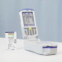 epoc<sup>®</sup> Blood Analysis System by Siemens Healthineers thumbnail