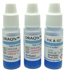 DRAQfx FIX & GO by Biostatus Limited product image