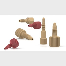 One-Piece Fingertight Fittings by IDEX Health & Science product image