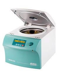 MIKRO 220 / 220 R Microlitre Centrifuges by Andreas Hettich GmbH product image