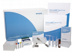 AbsoluteIDQ® Stero17 Kit by BIOCRATES Life Sciences AG thumbnail