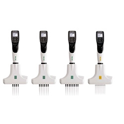 VOYAGER II Adjustable Tip Spacing Pipettes by INTEGRA Biosciences thumbnail