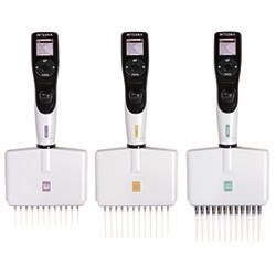 VIAFLO II 12-Channel Electronic Pipettes by INTEGRA Biosciences product image