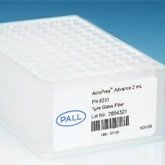 AcroPrep™ Advance 96-Well Filter Plates for Solvent Filtration by Pall Life Sciences Laboratory Products product image