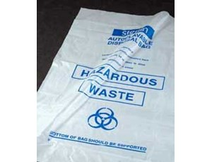 Indicator Autoclave Bag