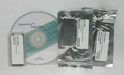 OpenArray® Pathways Cardiovascular Disease Panel Kit.