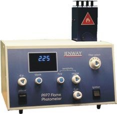PFP7 Low Temperature Single Channel Flame Photometers