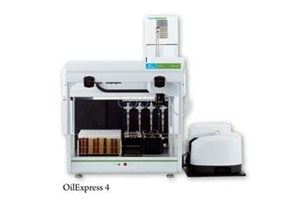 OilExpress 4 Oil Condition Monitoring Systems