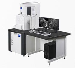 ZEISS EVO ls with SmartSEM touch by ZEISS Microscopy product image