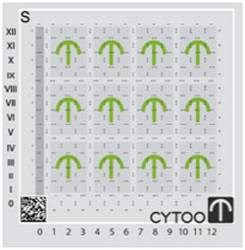 Control your Cells with Standard CYTOOchips™ by CYTOO Inc. product image