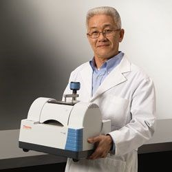 Thermo Scientific Nicolet iS5 FT-IR Spectrometer by Thermo Fisher Scientific product image