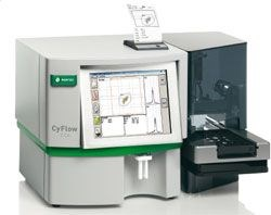CyFlow® CCA - Cell Counter Analyser