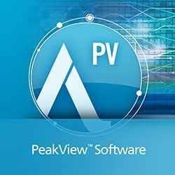 PeakView® Software by SCIEX product image
