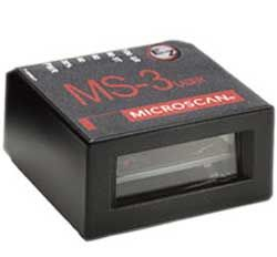 MS-3 Compact Laser Barcode Scanner by Microscan Systems, Inc. thumbnail