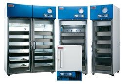 Jewett Blood Bank Refrigerators