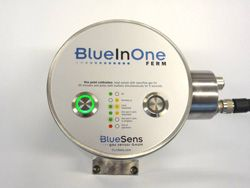 BlueInOne Ferm CO2/O2 Combined Analysis Sensor by BlueSens gas sensor GmbH thumbnail