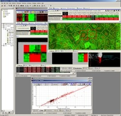 AcuityXpress™ Software for High Content Data Visualization and Analysis by Molecular Devices® product image
