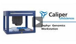 Zephyr Genomics Workstation by PerkinElmer, Inc.  product image