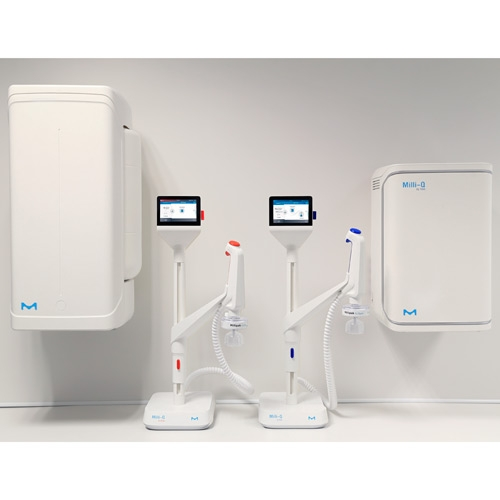 Milli-Q<sup>®</sup> IQ 7003/7005/7010/7015 Water Purification System by MilliporeSigma, a business of Merck KGaA Darmstadt Germany thumbnail