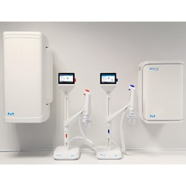 Milli-Q<sup>®</sup> IQ 7003/7005/7010/7015 Water Purification System by MilliporeSigma, a business of Merck KGaA Darmstadt Germany product image