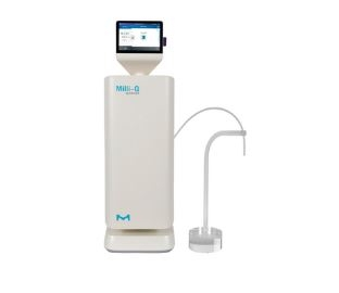Milli-Q<sup>®</sup> IQ Element purification system by The Life Science business of Merck KGaA, Darmstadt, Germany, operates as MilliporeSigma in the U.S. and Canada thumbnail