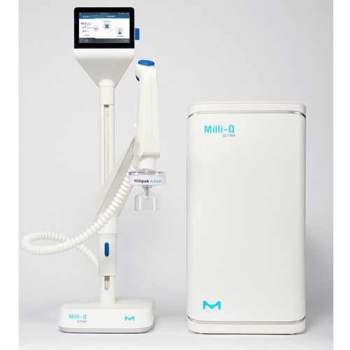 Milli-Q® IQ 7000 Ultrapure Lab Water System by MilliporeSigma, a business of Merck KGaA Darmstadt Germany thumbnail