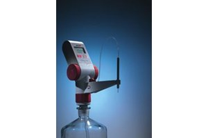 VITLAB® continuous E/RS: Bottle-top burette
