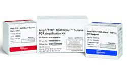 AmpFℓSTR® NGM SElect™ Express Kit by Thermo Fisher Scientific Invitrogen thumbnail