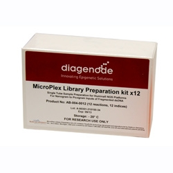 MicroPlex Library Preparation™ Kit by Diagenode thumbnail