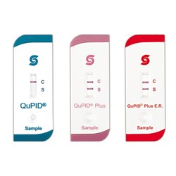 QuPID<sup>®</sup> hCG Pregnancy Tests by EKF Diagnostics product image