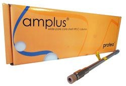 Amplus® Wide-pore Core Shell HPLC Column