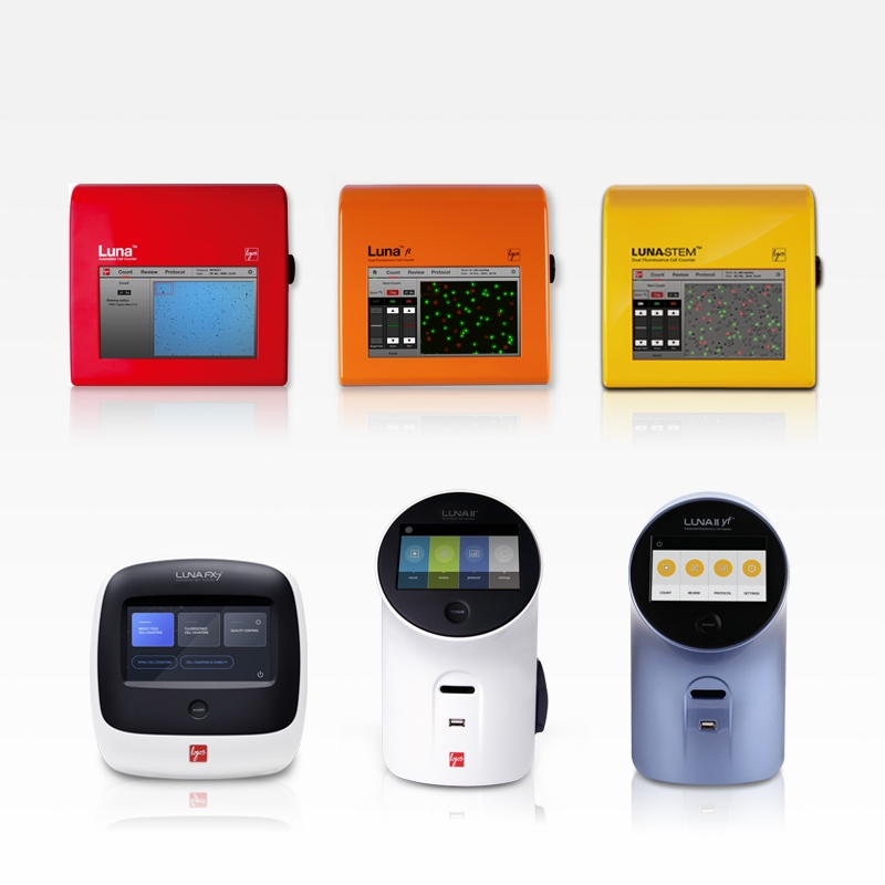 LUNA™ Family of Automated Cell Counters by Logos Biosystems thumbnail
