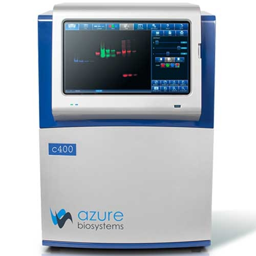 Azure c400 Gel Imaging System by Azure Biosystems thumbnail