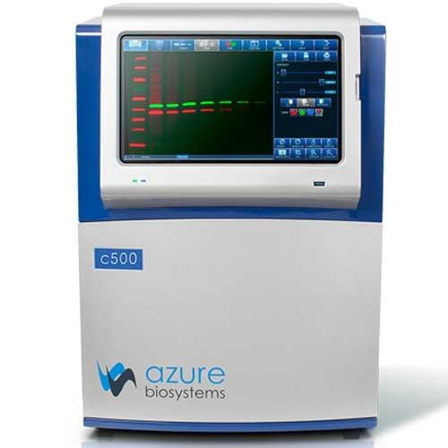 Azure cSeries Gel Imaging Systems by Azure Biosystems product thumbnail